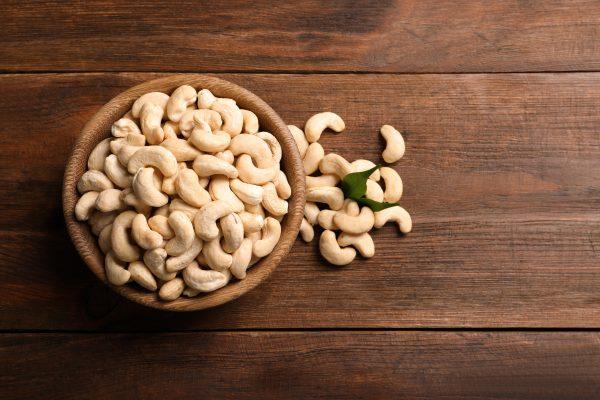 Cashewnødder økologisk